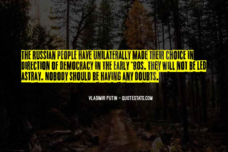 Quotes About Russian People #370648