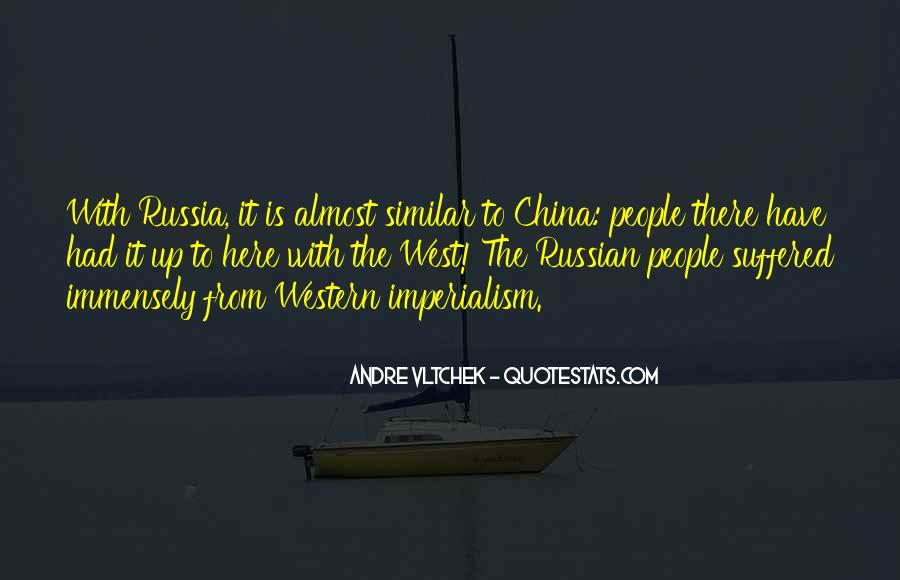 Quotes About Russian People #422014
