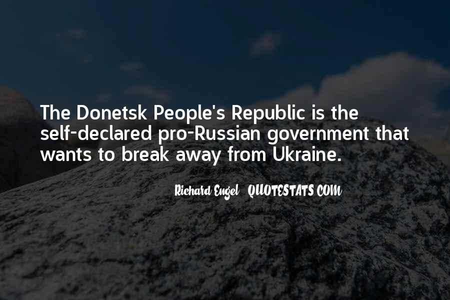 Quotes About Russian People #869837