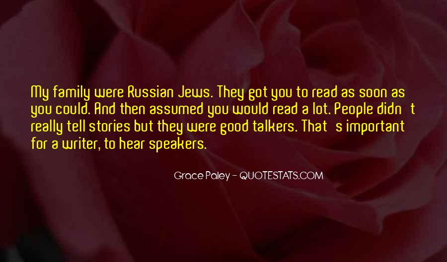 Quotes About Russian People #875092