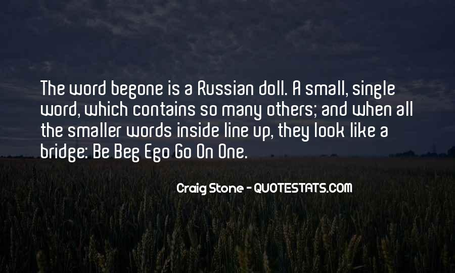 Quotes About Russian Language #1474670