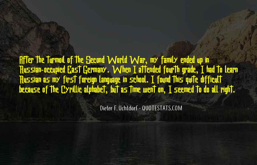 Quotes About Russian Language #1813109