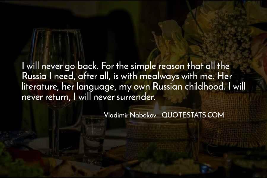 Quotes About Russian Language #658620