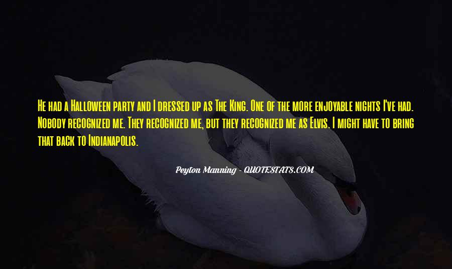 Quotes About Manning Up #1165714