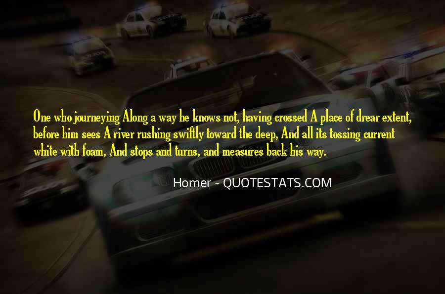 Quotes About Rushing Into Things #108151