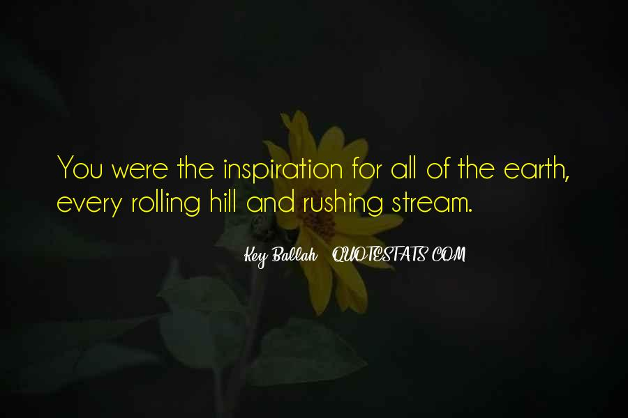 Quotes About Rushing Into Things #213023