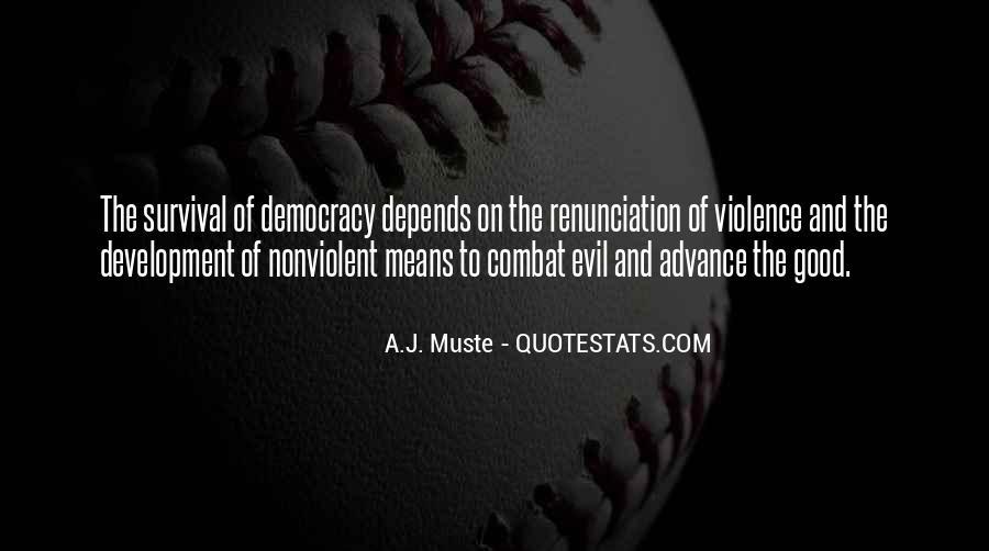 Quotes About Renunciation #129843
