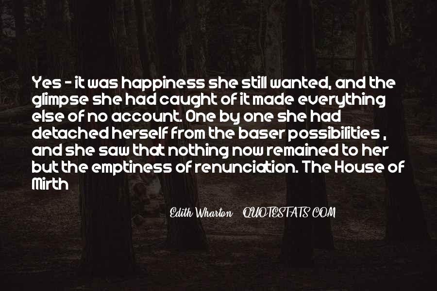 Quotes About Renunciation #156483