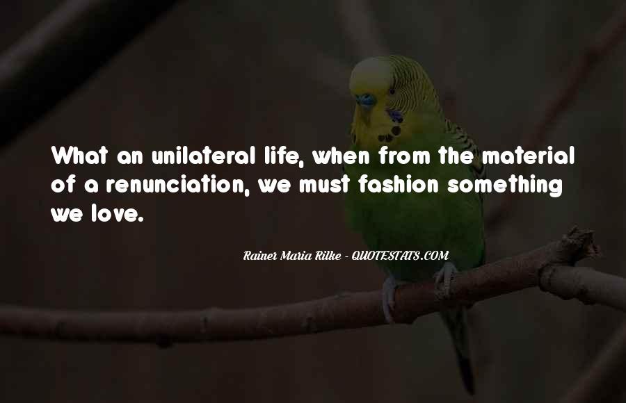 Quotes About Renunciation #211011
