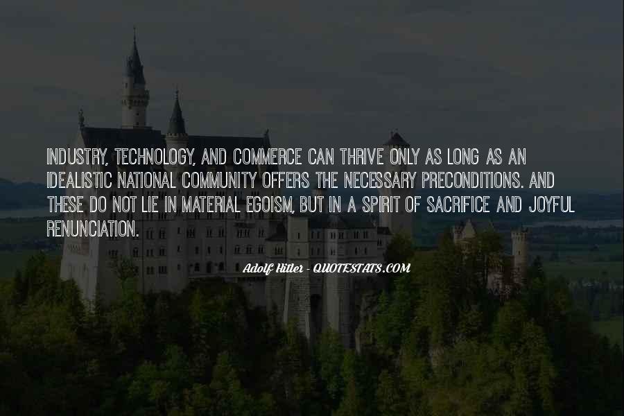 Quotes About Renunciation #230033