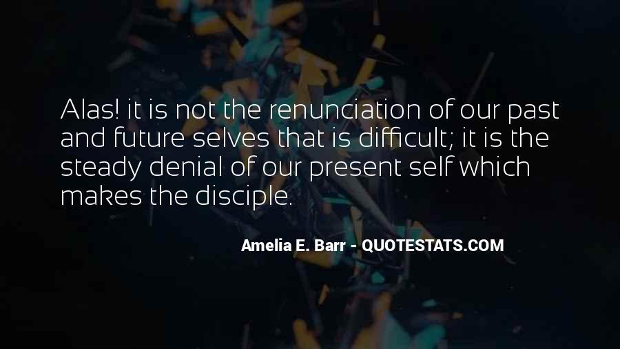 Quotes About Renunciation #240407