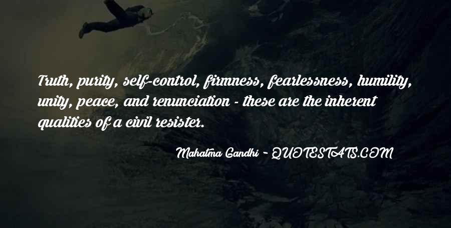 Quotes About Renunciation #289623