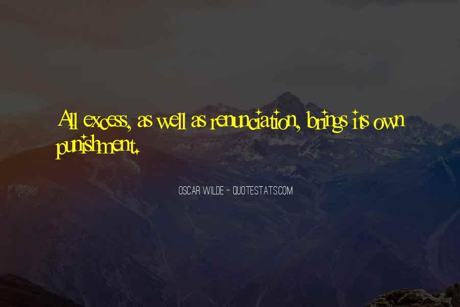 Quotes About Renunciation #372028