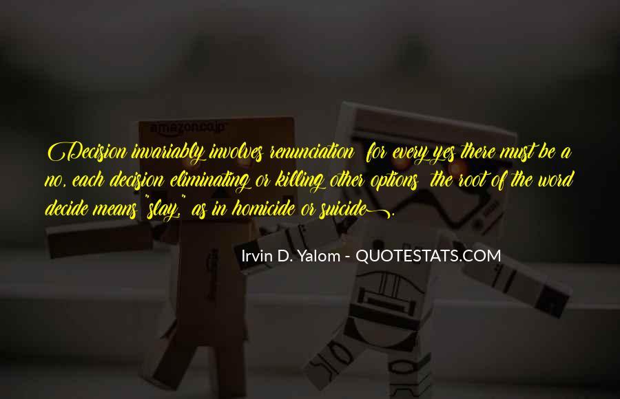 Quotes About Renunciation #387064