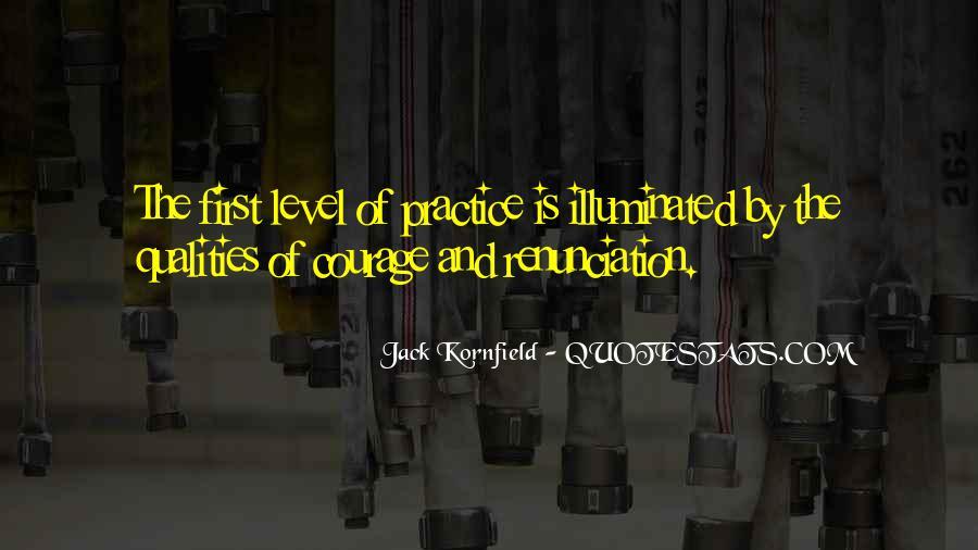 Quotes About Renunciation #416100