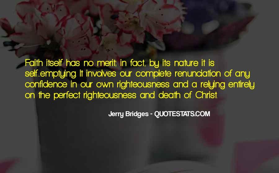 Quotes About Renunciation #455398