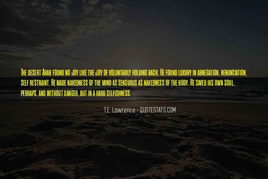 Quotes About Renunciation #498640