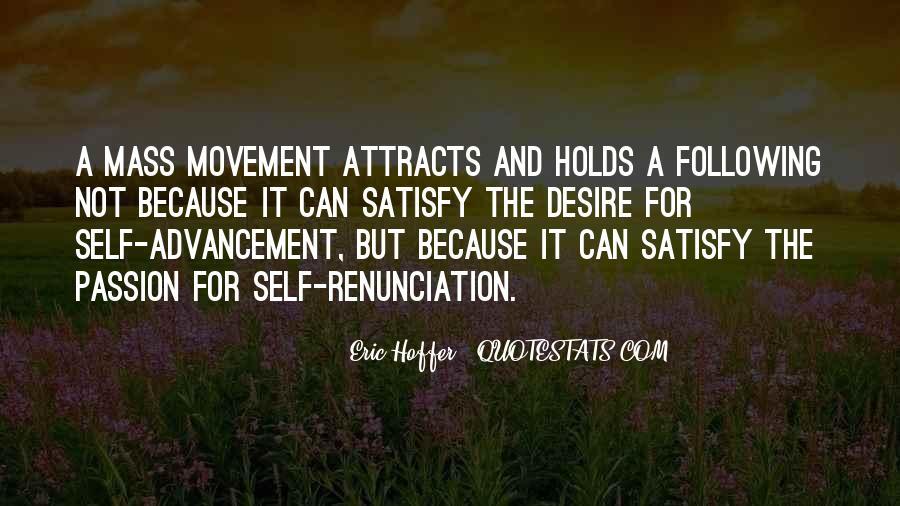 Quotes About Renunciation #531819