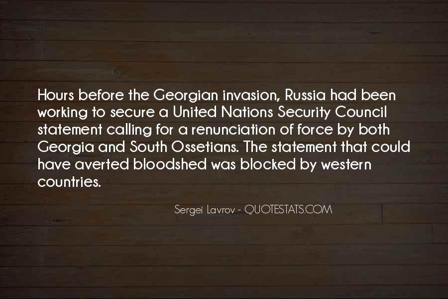Quotes About Renunciation #592719