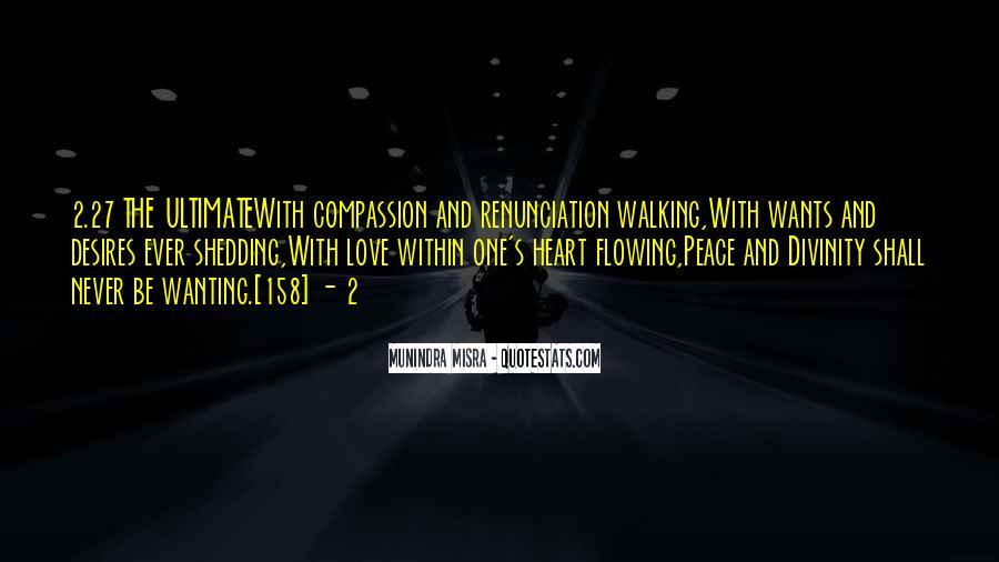 Quotes About Renunciation #612928