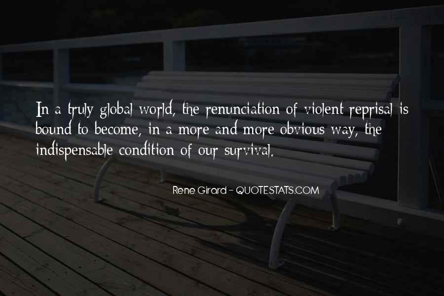 Quotes About Renunciation #665329
