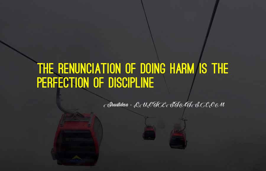 Quotes About Renunciation #678920