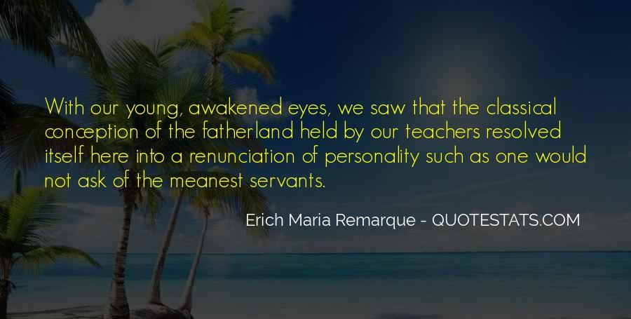 Quotes About Renunciation #684464