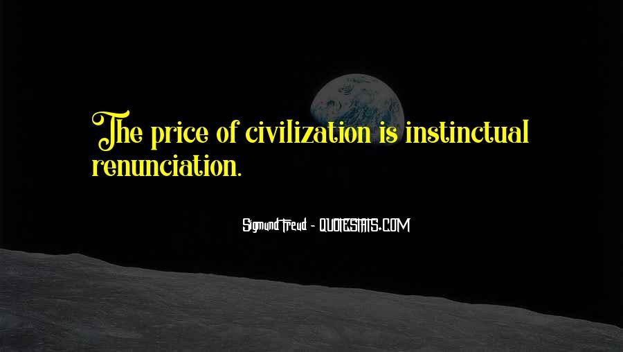 Quotes About Renunciation #766586