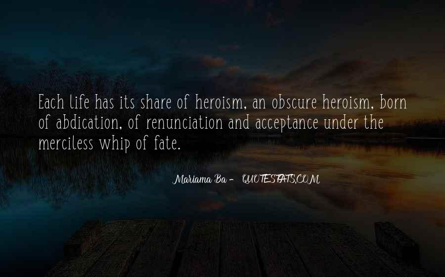 Quotes About Renunciation #806517