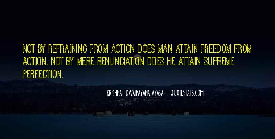 Quotes About Renunciation #824918