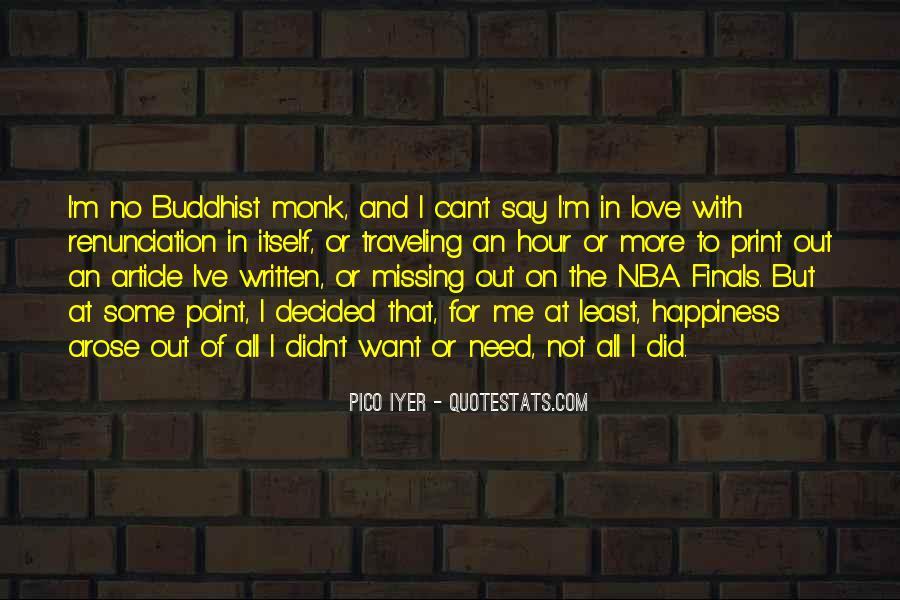 Quotes About Renunciation #826088