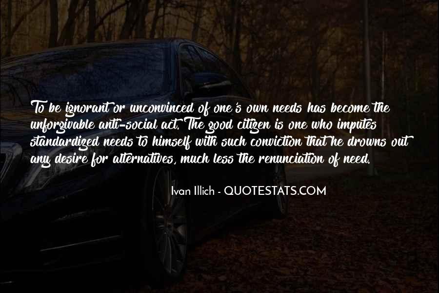 Quotes About Renunciation #873827