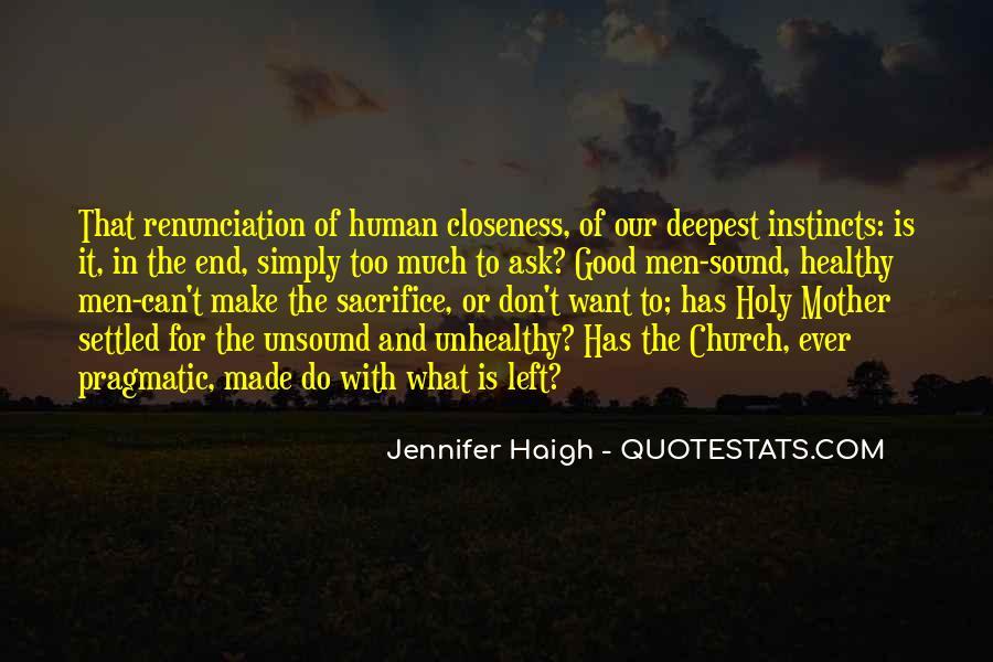 Quotes About Renunciation #88762
