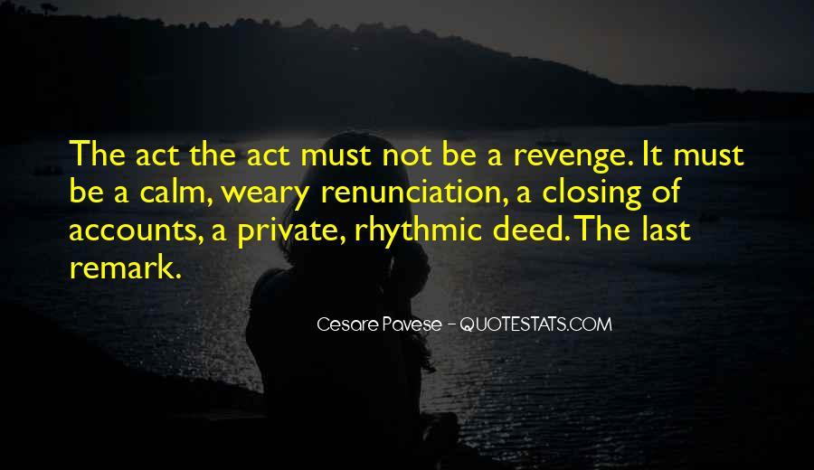 Quotes About Renunciation #914236