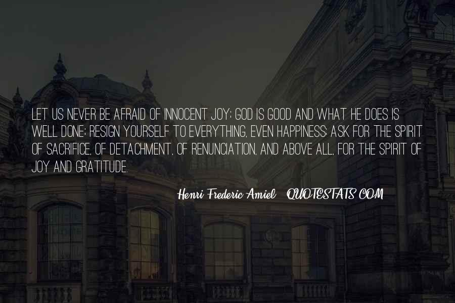 Quotes About Renunciation #941561