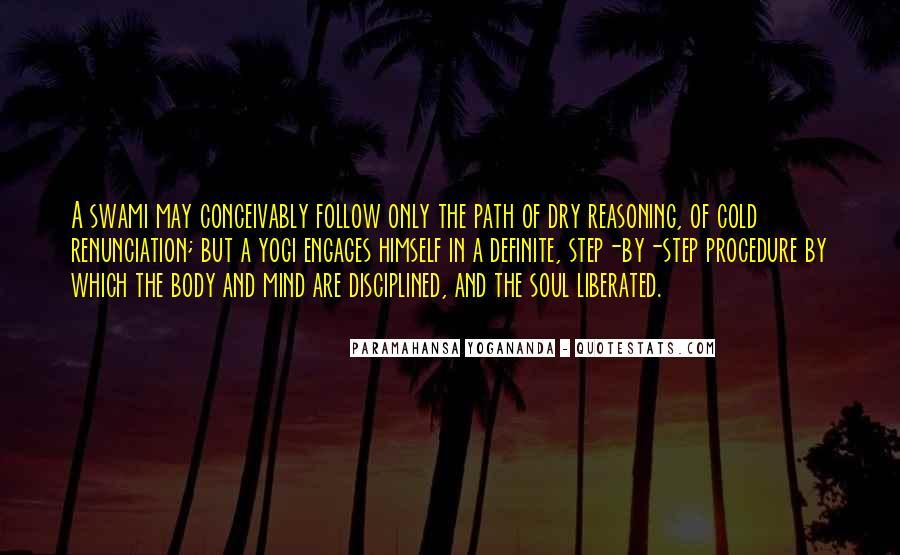 Quotes About Renunciation #95288