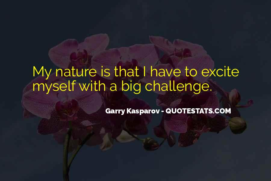 Quotes About A Big Challenge #1423795