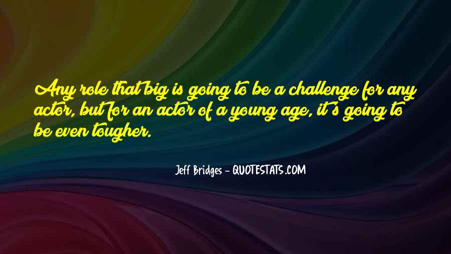 Quotes About A Big Challenge #266973