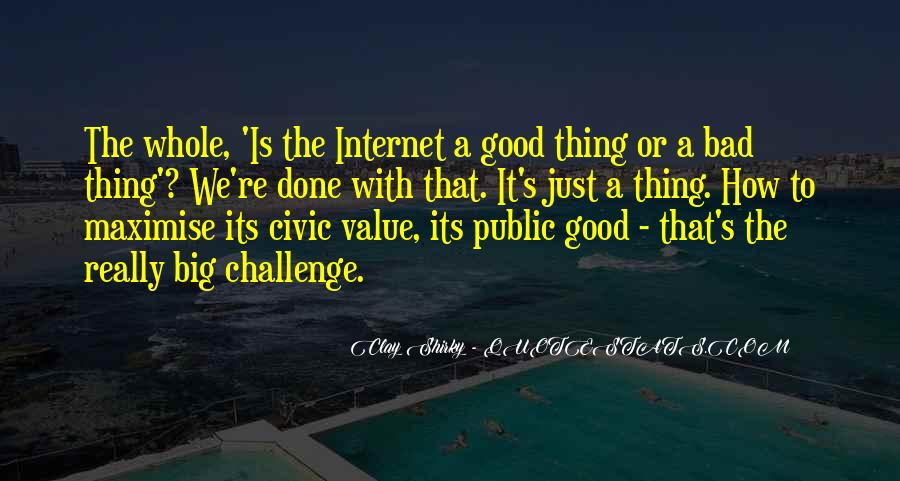 Quotes About A Big Challenge #601995