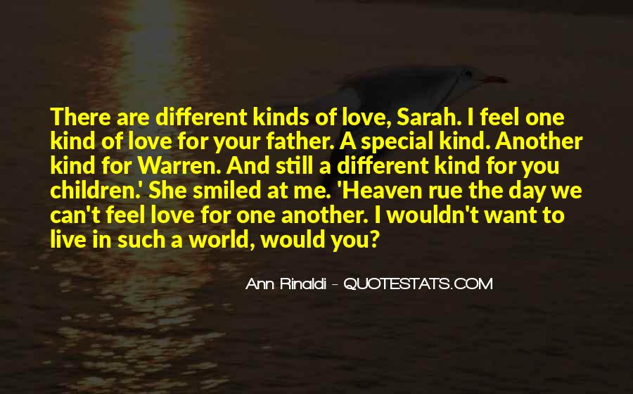 Quotes About The Love Of A Father #131521
