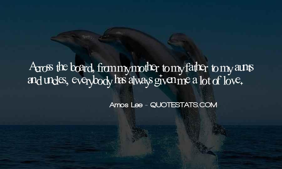 Quotes About The Love Of A Father #210830