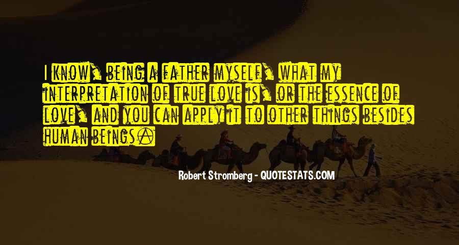 Quotes About The Love Of A Father #211549