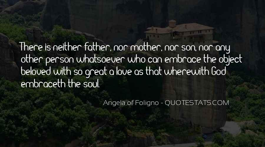 Quotes About The Love Of A Father #228222