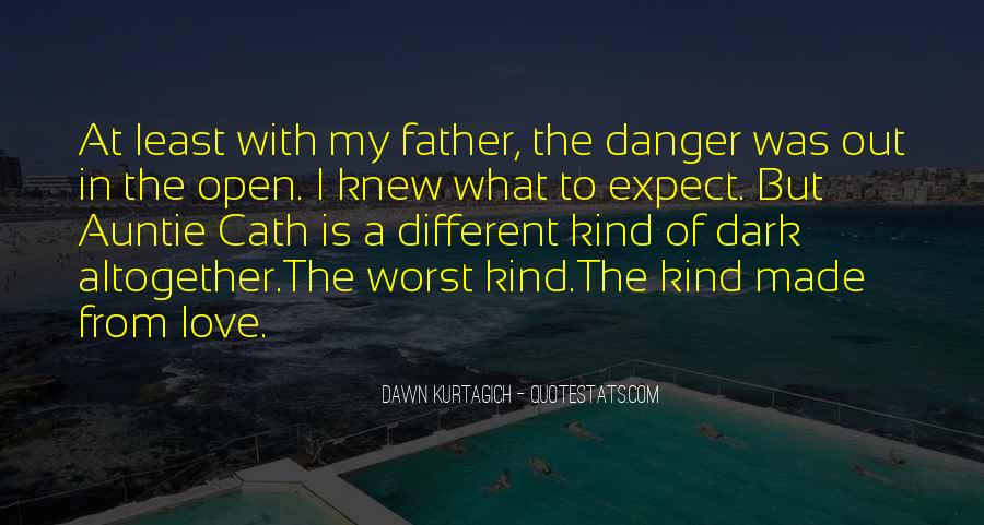 Quotes About The Love Of A Father #279425