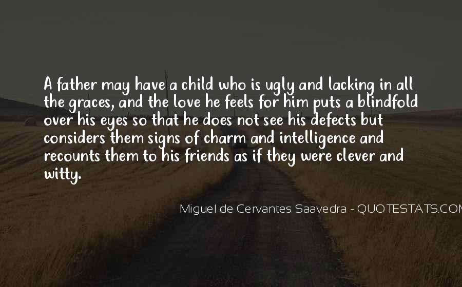 Quotes About The Love Of A Father #507616