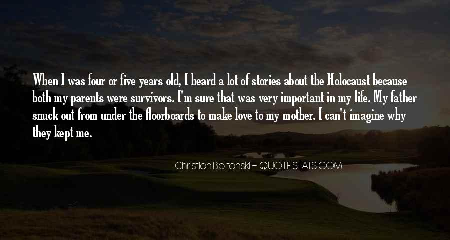 Quotes About The Love Of A Father #547598