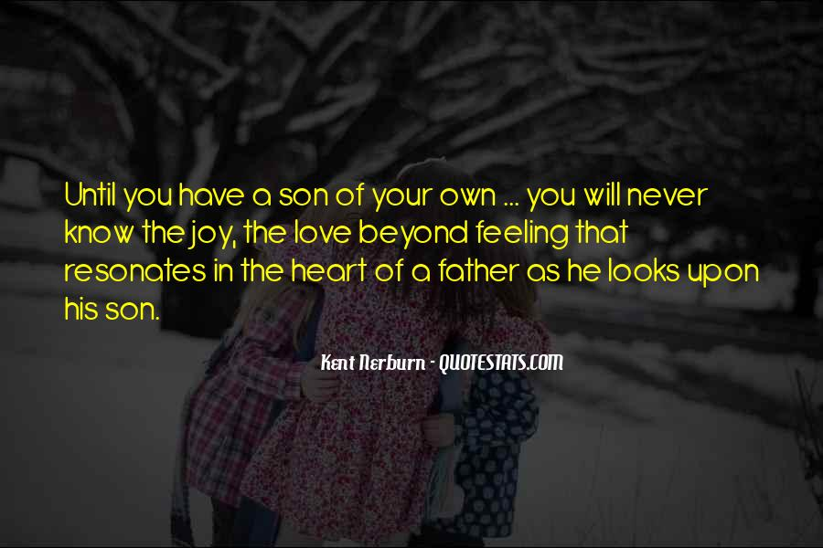 Quotes About The Love Of A Father #574423