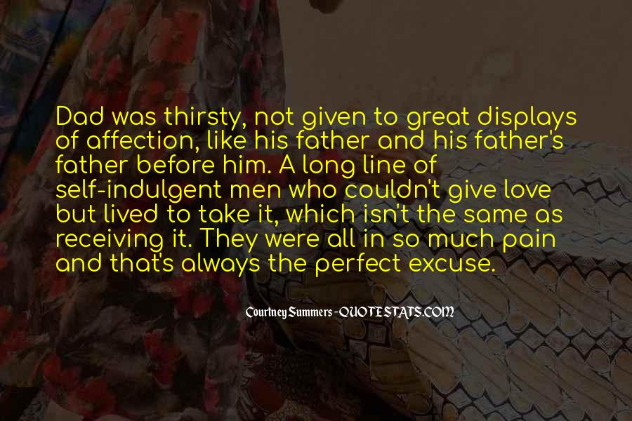 Quotes About The Love Of A Father #586327