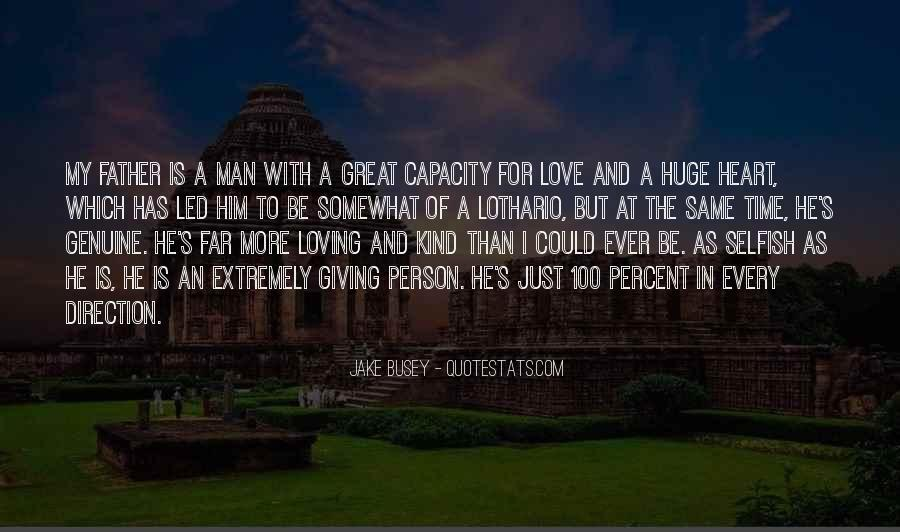 Quotes About The Love Of A Father #648652