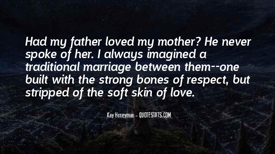 Quotes About The Love Of A Father #735860